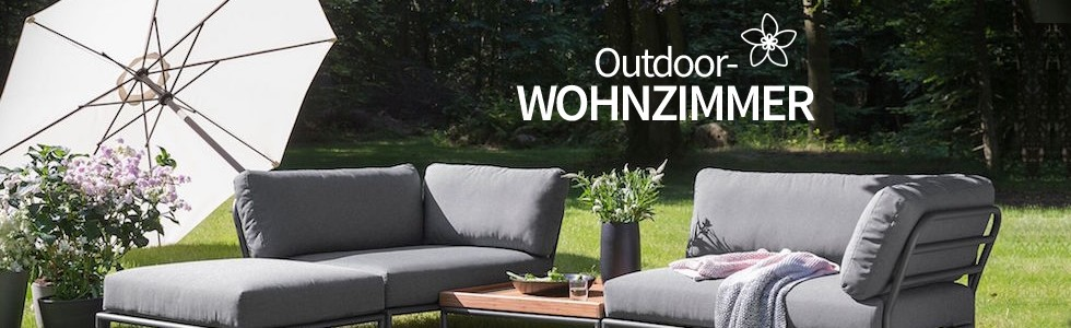 Outdoor-Wohnzimmer