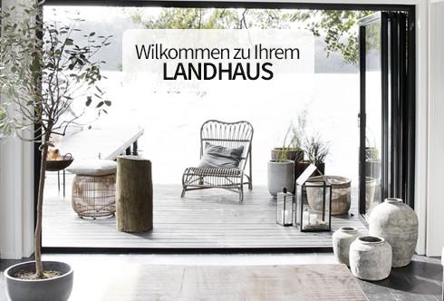 Trend Indoor / Outdoor Öffnen Sie Die Tür Zu Ihrem Landhaus ...