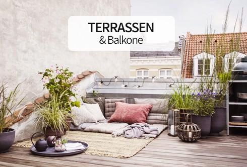 Außenbereiche Beleuchten: Unsere Tipps Terrassen U0026 Balkone: Kleine Flächen,  Große Ideen