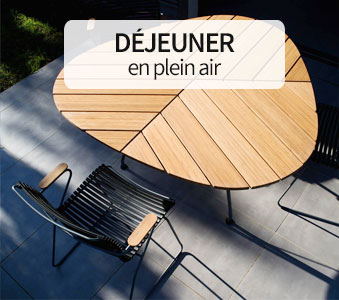 Mobilier De Jardin Design Contemporain Made In Design