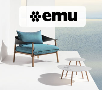 Mobilier outdoor design made in design for Mobilier outdoor design