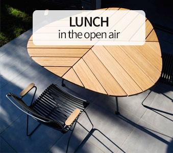 Lunch in the open air