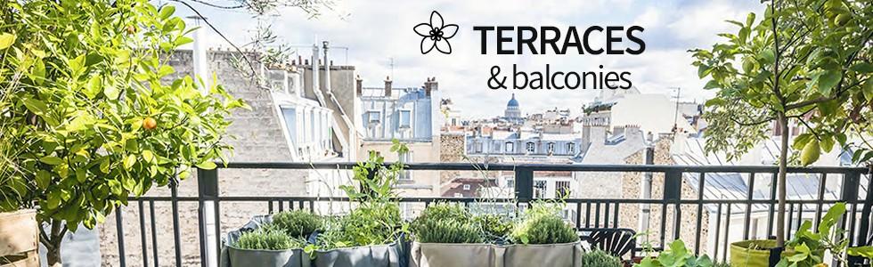 Terrasses & Balconies