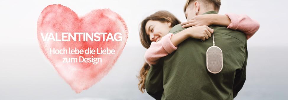 Valentinstag: Hoch die Liebe zum Design