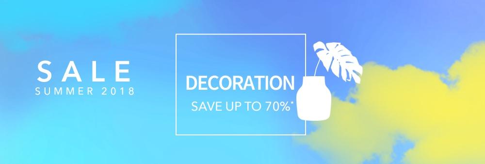 Decoration Sale