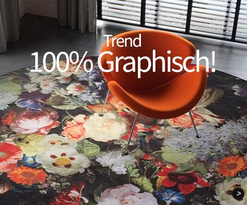 Trend 100% Graphisch!