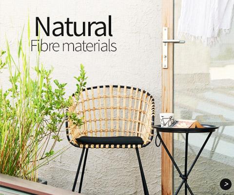 Natural Fibre materials