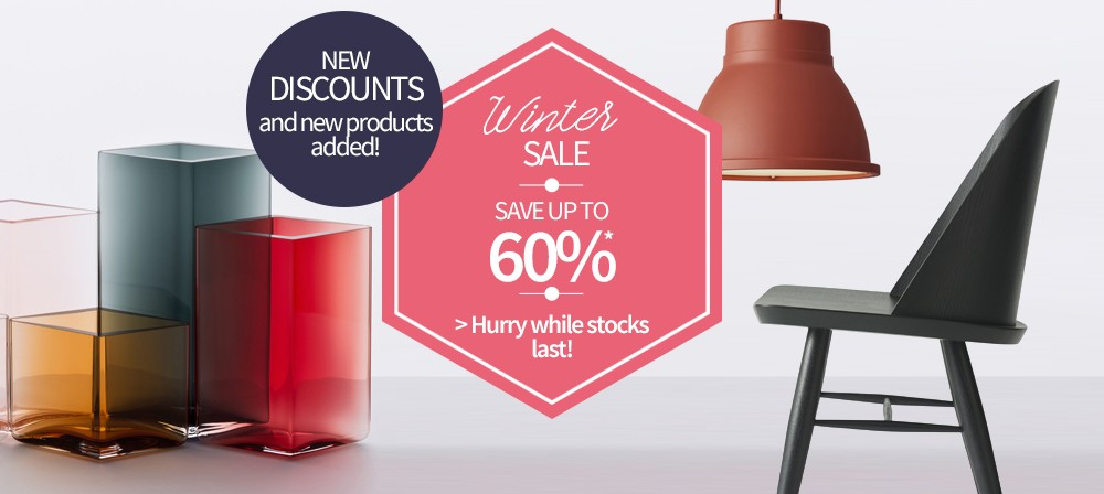 winter sale made in design