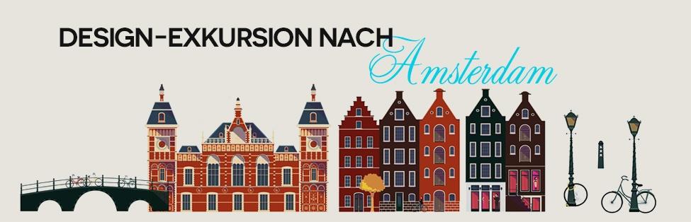 Design-Exkursion nach Amsterdam