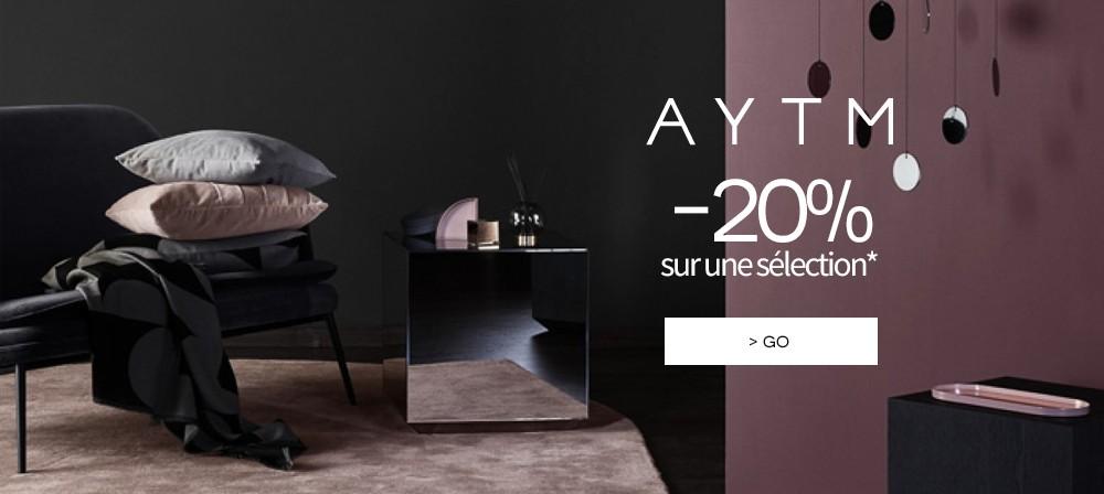 offre AYTM -20%
