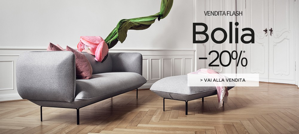 Made in Design -  Vendita Flash Bolia