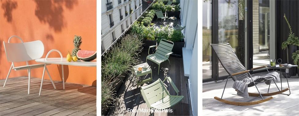 Terrazze & Balconi: piccoli spazi, grandi idee!