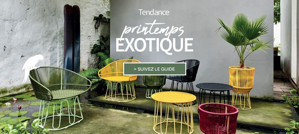 Tendance exotique madeindesign