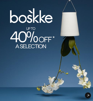 Boskke up to 40% off* a selection