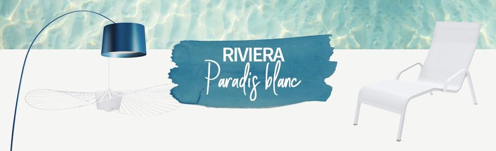 Riviera Paradis blanc