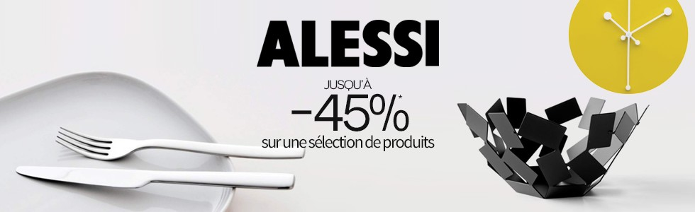 Vente Flash Alessi*
