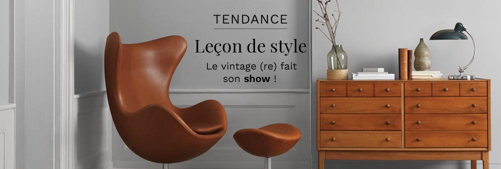 Tendance Vintage