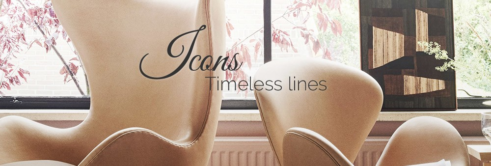 Icons: Timeless lines