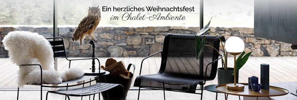 Chalet-ambiente
