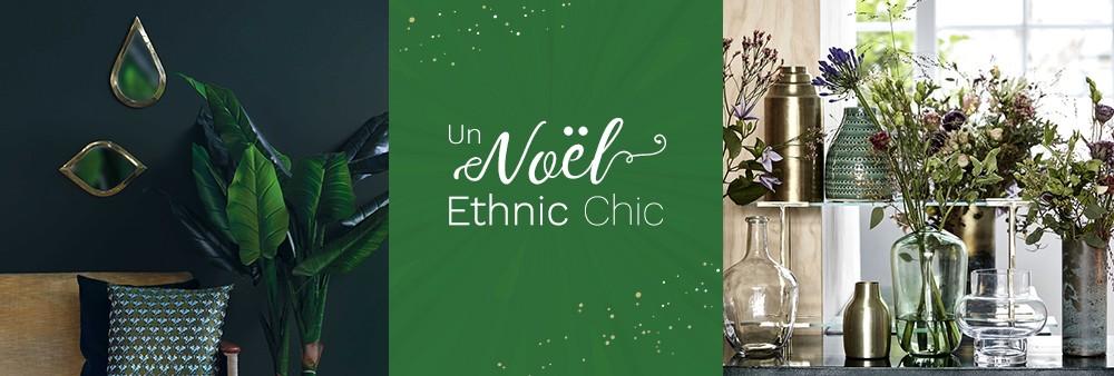 Noël Ethnic chic