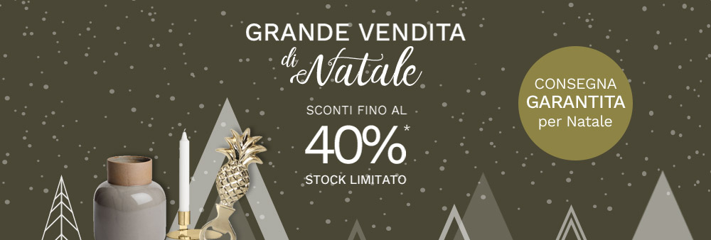 Grande vendita di Natale