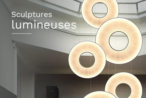 Sculptures lumineuses