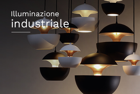 Illuminazione design moderno made in design