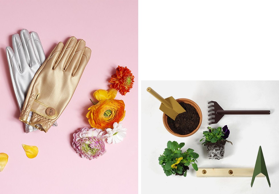 Garden gloves by Garden Glory / Orte Gardening tools by Internoitaliano