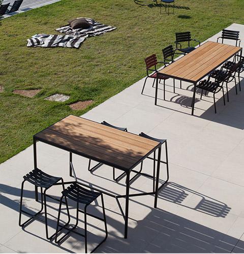 HOUE Four high table