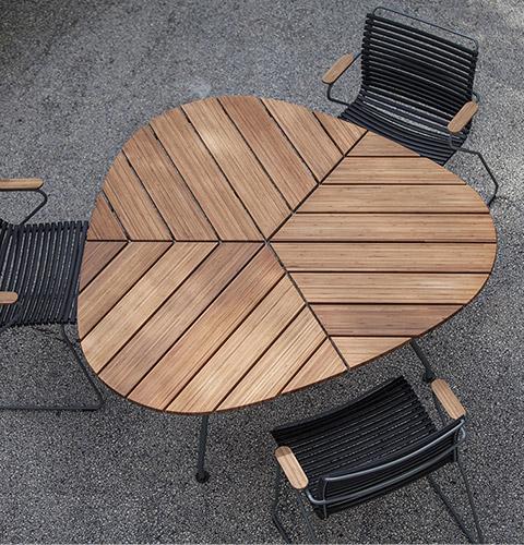 HOUE Leaf table