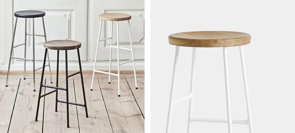 Cornet bar stools