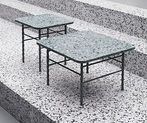 Collection de tables basses Terra
