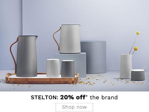 Stelton: 20% off*