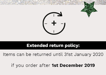 Extended return policy