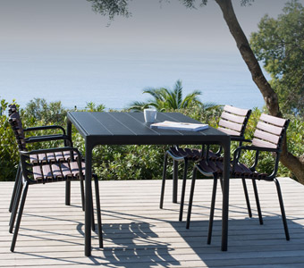 Mobilier de Jardin Design & Contemporain | Made In Design