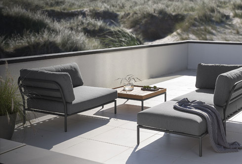 Level Modular sofa by Houe