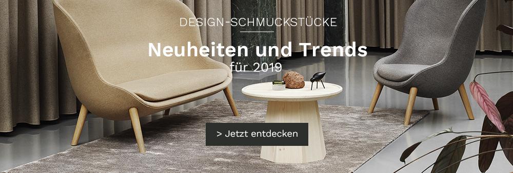 Neuheiten und Trends für 2019
