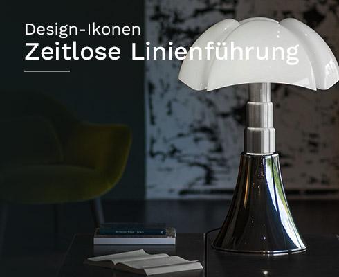 Design-Ikonen: Zeitlose Linienführung