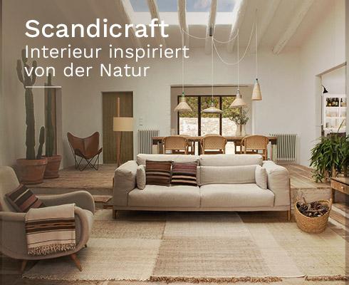 Scandicraft: Interieur inspiriert von der Natur