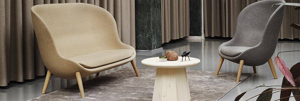 Hyg Armchair by Normann Copenhagen