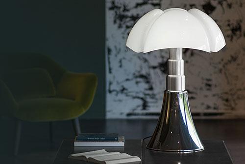 Lampe de table Pipistrello de la marque Martinelli Luce