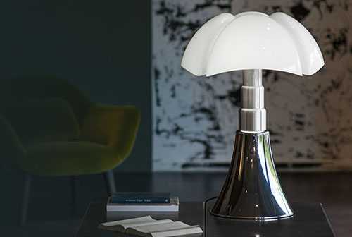 Pipistrello Table lamp by Martinelli Luce