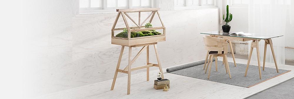 Tendance - Bois, la fibre design