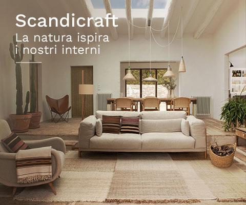Scandicraft: La natura ispira i nostri interni