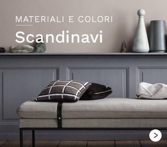 Nuovi colori Scandinavi