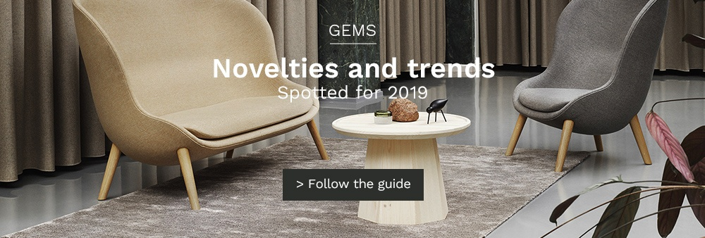 Novelties and trends spotted for 2019