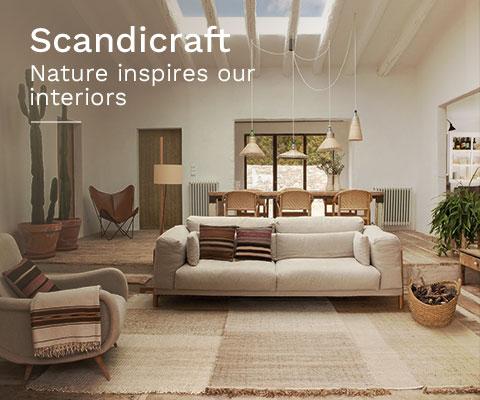 Scandicraft: Nature inspires our interiors