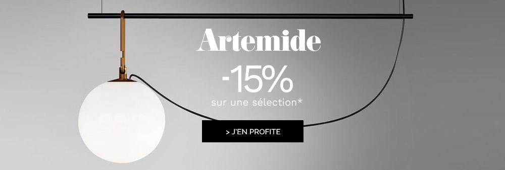 Merveilleux Luminaires Incontournables · Artemide  15%
