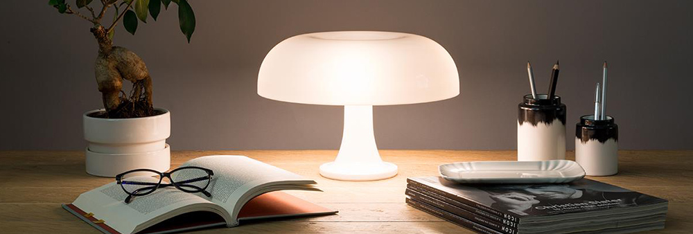 Nessino Table lamp by Artemide