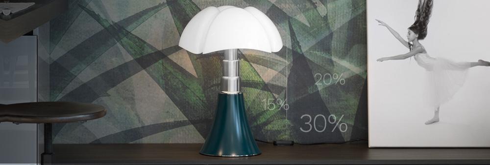Pipistrello LED Table lamp